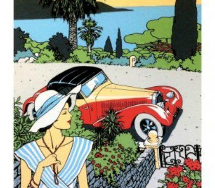 Cars & Comics: l'auto interpretata dai grandi autori del fumetto