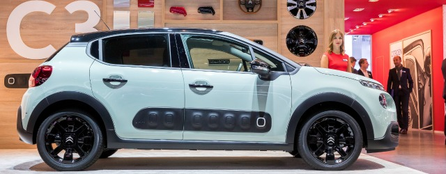 Citroen C3 Aircross Salone Francoforte 2017