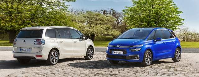 Citroën C4 SpaceTourer e Citroën Grand C4 SpaceTourer
