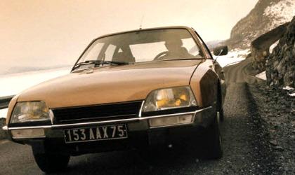 Citroen CX 1974, prima serie