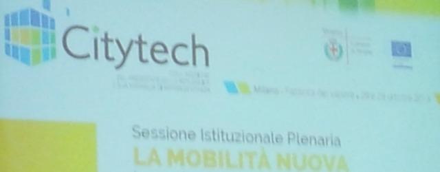 Citytech, prima edizione a Milano