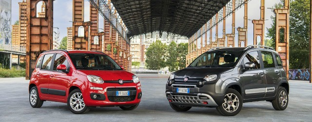 classifica auto 2016 Fiat Panda restyling 2017
