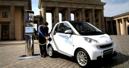 Colonnine di ricarica per auto elettriche