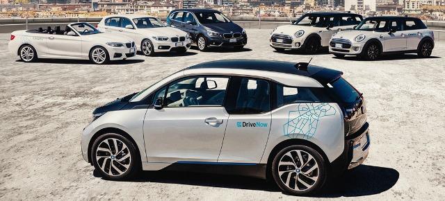 Come funziona DriveNow Milano