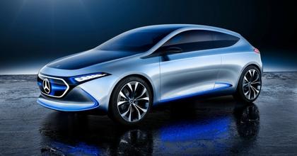 Concept Mercedes EQA