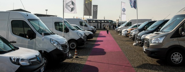 Crescita del noleggio veicoli commerciali