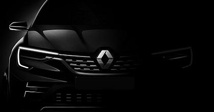 Crossover sportivo Renault