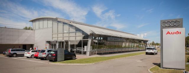 DIALOGO Italia Audi Zentrum Bologna