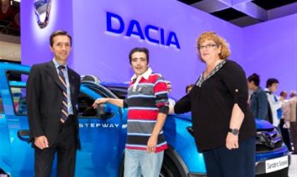Dacia tre milioni esemplari venduti