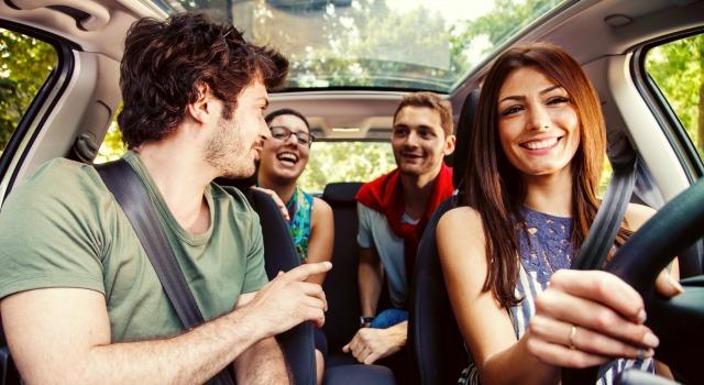 errori più comuni neopatentati norme Codice della strada