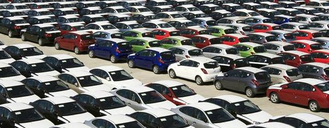 Dati di mercato auto maggio 2016