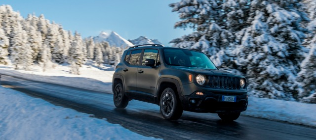 Design nuova Jeep Renegade 2018