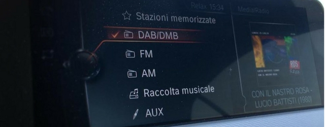 Digital Radio DAB+ auto
