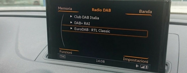 Digital Radio auto come funziona