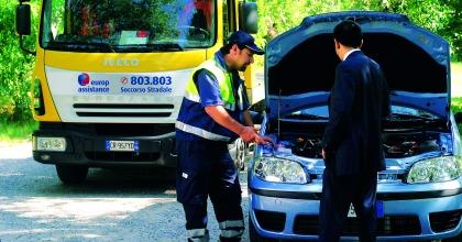 Digital Roadside Assistance
