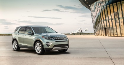 Discovery Sport 2014
