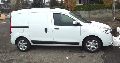 Dokker Van, veicolo commerciale di Dacia