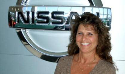 Donna Kimbrell, Finance Manager di Nissan