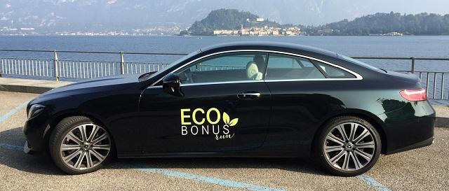 Ecobonus Mercedes 2017 Classe E coupé