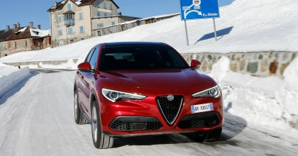 Gamma Alfa Romeo Business Stelvio