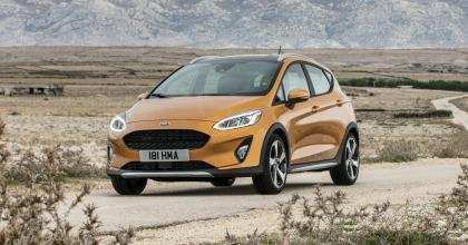 Esterni nuova Ford Fiesta 2017 con motori Ford EcoBoost