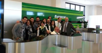 Stazione Europcar a Catania