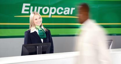 Europcar, società di noleggio a breve termine