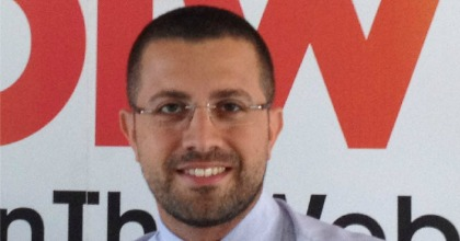 Fabio Lucchetta, country manager Italy CarsOnTheWeb