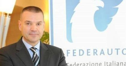 Federauto nomine Filippo Pavan Bernacchi presidente