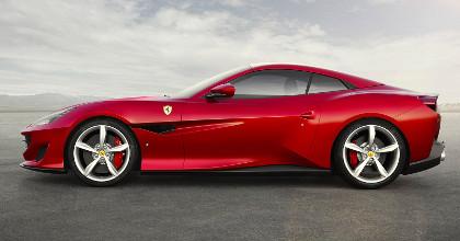 Ferrari-Portofino-profilo