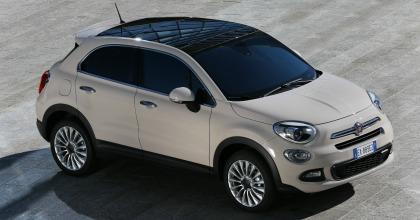 Fiat 500X test drive 2015