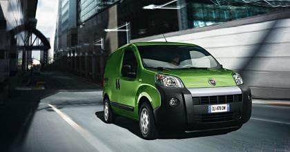 Fiat Fiorino verde