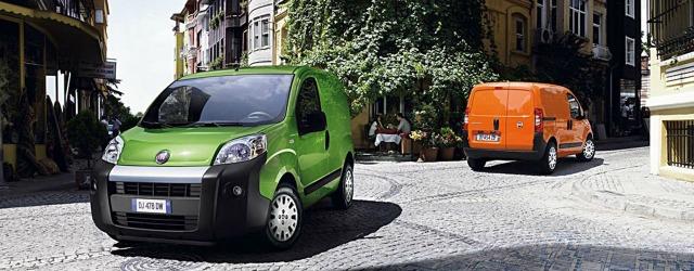 Fiat Fiorino esterni