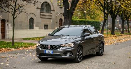 Gli esterni della Fiat nuova Tipo