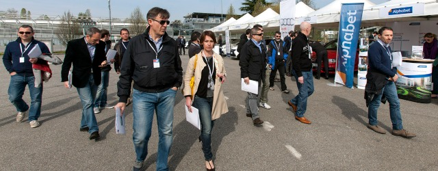 Fleet Manager, E-Vehicles Fleet Day, Monza 2014