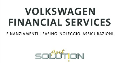 Fleet Solution Volkswagen Financial Services gestione flotta aziendale