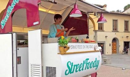 Foodtruck mezzo streetfoody