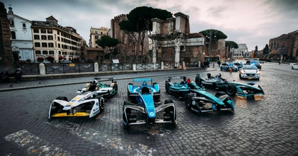 Formula E ePrix Roma