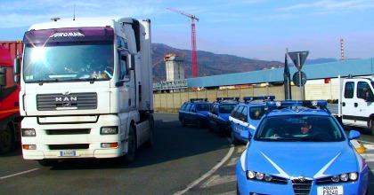 Furti mezzi pesanti LoJack