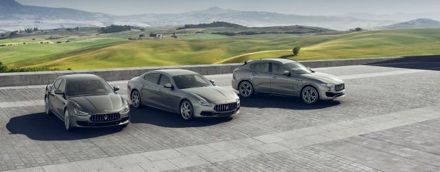 Gamma 2018 Maserati flotte aziendali