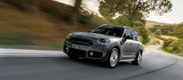 Mini Countryman ibrida