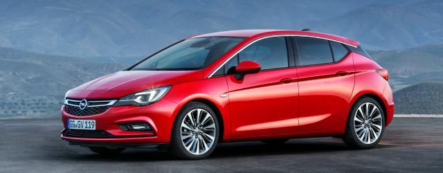 Opel Astra punto di forza della Gamma Opel