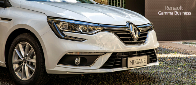 Gamma Renault Business Mégane
