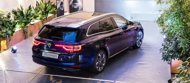 Gamma Renault Executive Talisman station wagon
