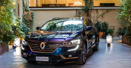 Gamma Renault Executive Talisman