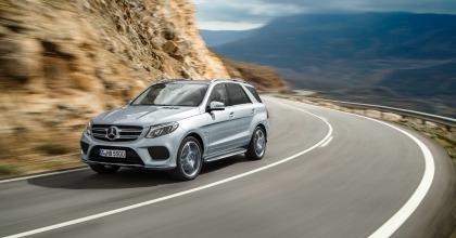 Gamma ibrida Mercedes GLE