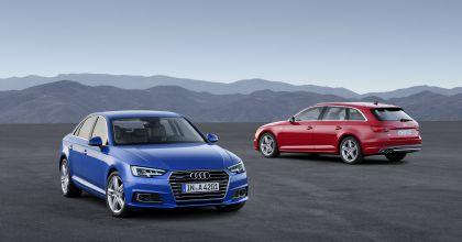 Gamma nuova Audi A4 2015