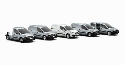 Gamma veicoli commerciali Peugeot 2015