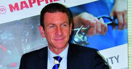 Gian Paolo Aliani Soderi, direttore generale di Mapfre