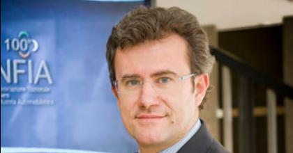 Gianmarco Giorda, direttore di Anfia